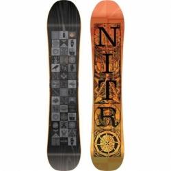 Snowboard Nitro Magnum wide široký