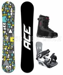 Unisex snowboard set Ace Mojo, univerzální snowboard komplet
