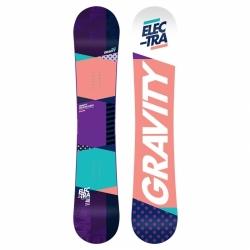 Dámský snowboard Gravity Electra 2018/2019