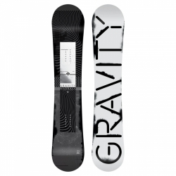 Allmountain / freestyle snowboard Gravity Madball 2018/2019
