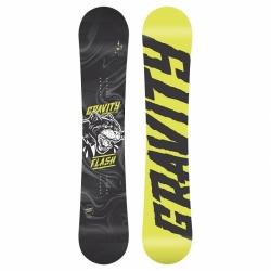 Dětský chlapecký snowboard Gravity Flash 2019
