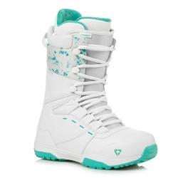 Dámské snowboardové boty Gravity Bliss white/mint