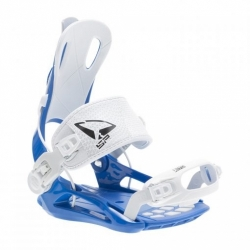 Vázání na snowboard s rychlým zapnutím SP Fastec FT270 blue