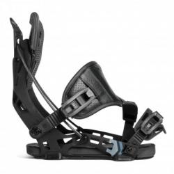 Snowboardové vázání Flow NX2 Hybrid black 2019