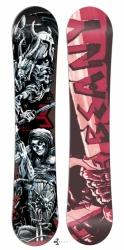 Snowboard Beany Hell