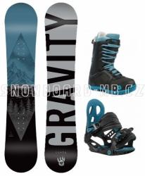 Dětský snowboardový komplet Gravity Flash 2019/20