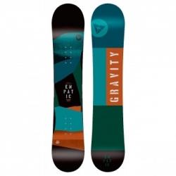 Dětský snowboard Gravity Empatic Junior 2020/2021