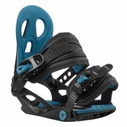 Dětské snowboardové vázání Gravity G1 Jr blue 2019/20