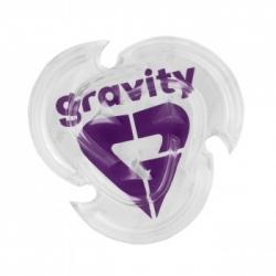 Grip Gravity Heart, nalepovací protiskluzová podložka na snowboard