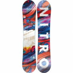 Dámský snowboard Nitro Lectra 2020