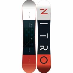 Snowboard Nitro Team wide gullwing 2019/20