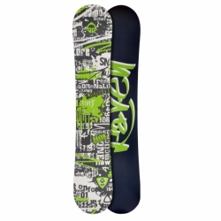 Freestyle snowboard Raven Core, Cam Rocker  snb