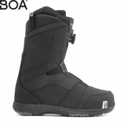 Snowboardové boty Nidecker Ranger Boa black 2019/2020