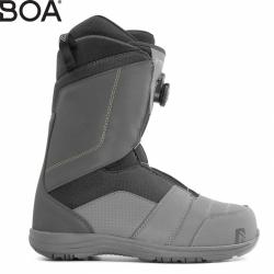 Snowboardové boty Nidecker Ranger Boa slate