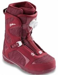 Dámské snowboardové boty Head Galore Lyt Boa vínové 2020