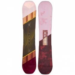 Dámský snowboard Head Shine hybrid camber 2020