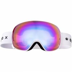Dámské snowboardové brýle Woox Opticus Opulentus White/Pin