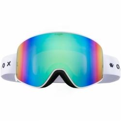 Ski a snow brýle Woox Opticus Temporarius White/Gre