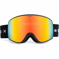 Zimní brýle na lyže a snowboard Woox Opticus Temporarius Dark/Re