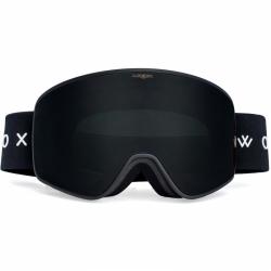 Černé lyžařské a snowboardové brýle Woox Opticus Temporarius Dark/Ble
