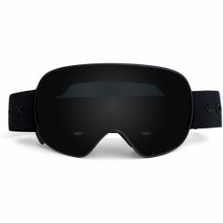 Snow brýle Woox Opticus Opulentus Dark/Ble černé sklo a černý pásek