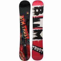 Snowboard BTM Trust Spoon Rocker