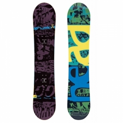 Juniorský snowboard Head Evil Youth