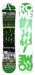 Freestyle snowboard Rome Cheaptrick Rocker SDS