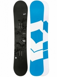 Snowboard FTWO Blackdeck camber
