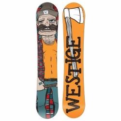 Snowboard Westige Lumber Jack