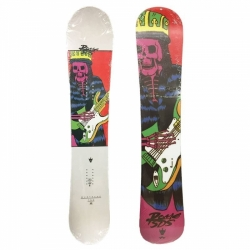 Freestyle / allmountain snowboard Rome SDS Mustache