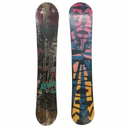 Freestyle snowboard Rome SDS Cheaptrick Pop Rocker