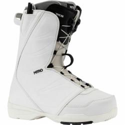 Dámské snowboardové boty Nitro Flora TLS white 2020