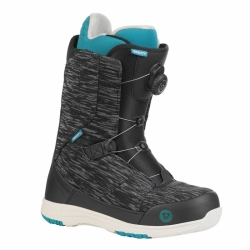 Dámské boty Gravity Sage Atop black/teal