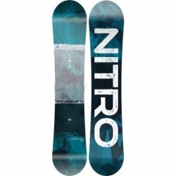 Pánský snowboard Nitro Prime Overlay wide 2021