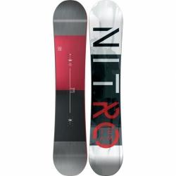 Pánský univerzální snowboard Nitro Team Gullwing wide 2021