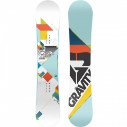 Snowboard Gravity Hello you RC 11/12, reverse camber, rocker board