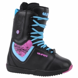 Dámské boty na snowboard Gravity Thunder black/černé boty pro ženy