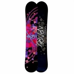 Dámský snowboard Raven Explosive black