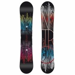 Dámský snowboard Nitro Lectra Blend, dámské snowboardy allmountain