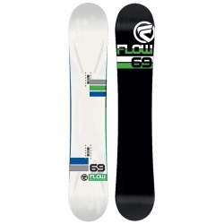 Freeride snowboard Flow Solitude 2012/13