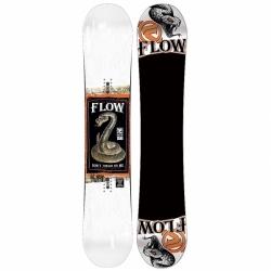 Kvalitní snowboard Flow Quantum, allmountain snowboardy