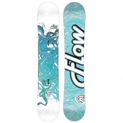 Dámský snowboard Flow Venus White, dásmké univerzální snowboardy