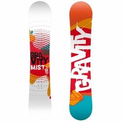 Dámský snowboard Gravity Mist, snowboardy pro dívky a ženy