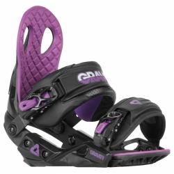 Dámské vázání Gravity G2 Lady black/purple černé/fialové