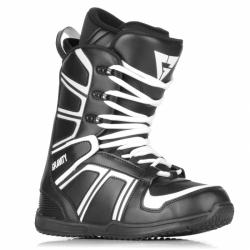 Pánské boty na snowboard Gravity Reno black/white černé/bílé