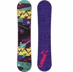Dětský, chlapecký i dívčí snowboard pro děti Lamar Pixie - levné snowboardy
