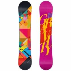 Dámský snowboard Gravity Sublime 2013/14