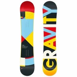 Pánský allmountain/freestyle snowboard Gravity Contra 2013/14