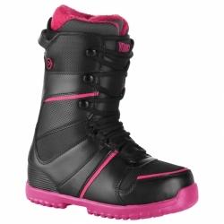 Dámské snowboardové boty Gravity Sage black/pink černé/růžové